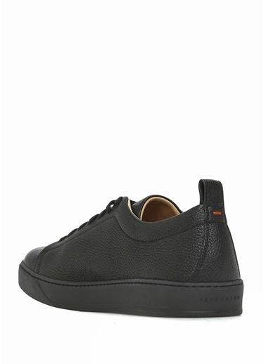 Henderson Henderson  Erkek Deri Sneaker 101577390 Siyah